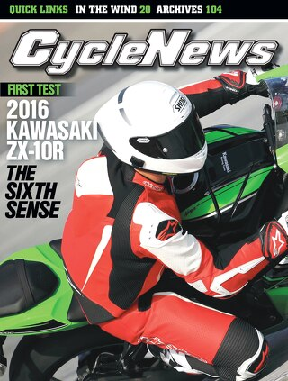 Cycle News 2016 Issue 04 February 2