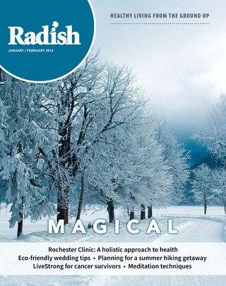 Radish January 2016