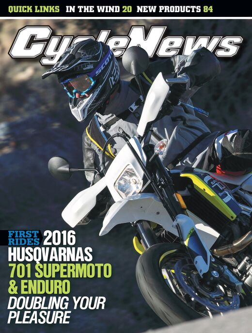 Cycle News 2016 Issue 05 February 9