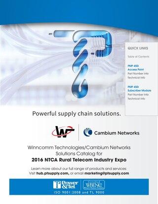 Winncomm Cambium NTCA RTIME 2016