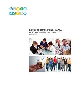 Insurance Distribution in Canada