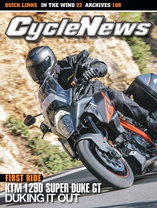 Cycle News 2016 Issue 10 March 15