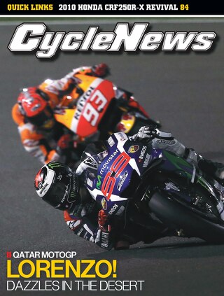 Cycle News 2016 Issue 11 March 22