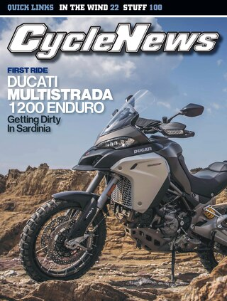 Cycle News 2016 Issue 12 March 29