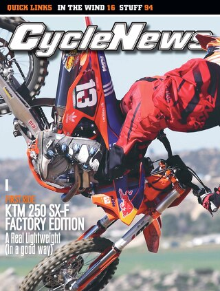 Cycle News 2016 Issue 13 April 5