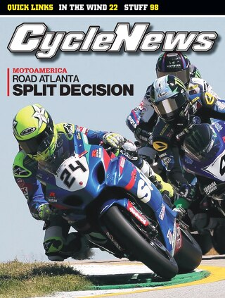Cycle News 2016 Issue 15 April 19