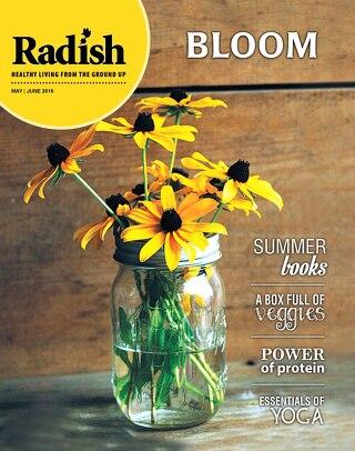 Radish May/June 2016