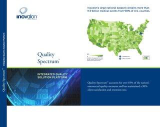 Quality Spectrum™: Integrated Quality Solution Platform