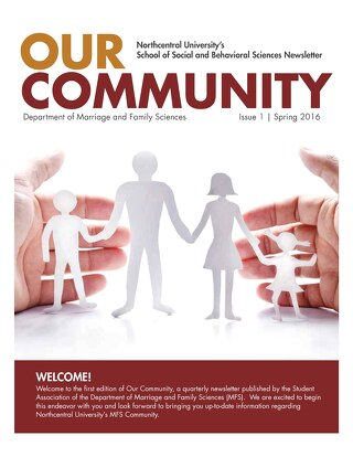 Marriage and Family Sciences Newsletter - Issue 1
