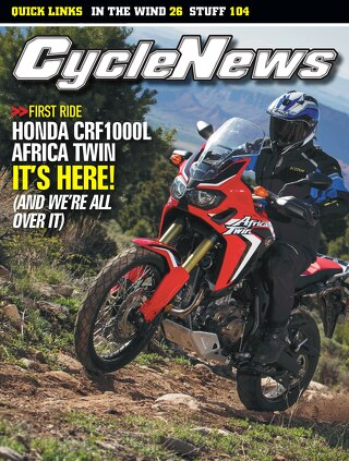 Cycle News 2016 Issue 19 May 17