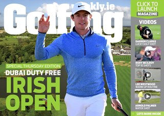 Thursday 18th May 2016 Irish Open