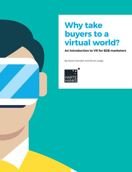 Why take buyers to a virtual world?