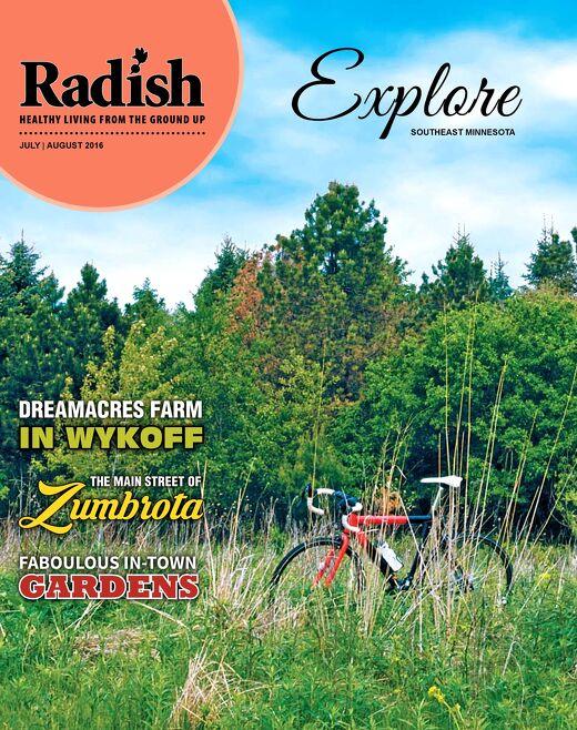 Radish July/August 2016