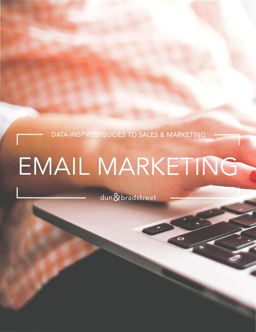 Data-Inspired Guide to Sales & Marketing: Email Marketing