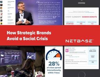 How Strategic Brands Avoid a Social Crisis