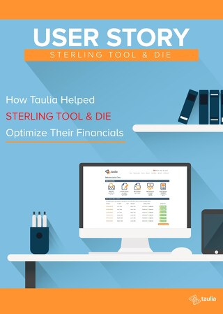 Sterling Tool & Die: How to Optimize Your Financials
