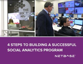 4 Steps to Building a Successful Social Analytics Program