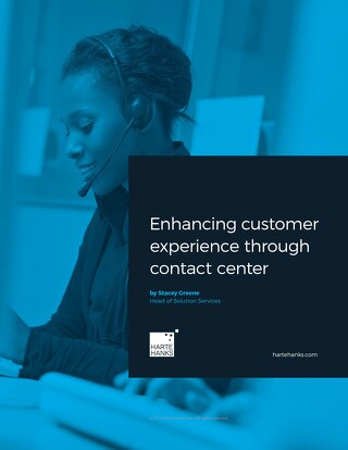 Enhancing customer experience through contact center