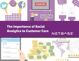 The Importance of Social Analytics for Customer Care