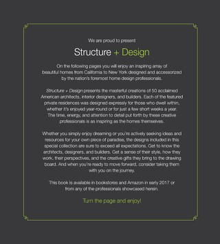 STRUCTURE + Design Book