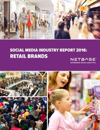 Social Media Industry Report 2016: Retail Brands