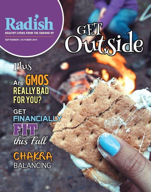 Radish September/October 2016