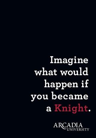 I am a Knight 2016