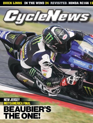Cycle News 2016 Issue 36 September 13