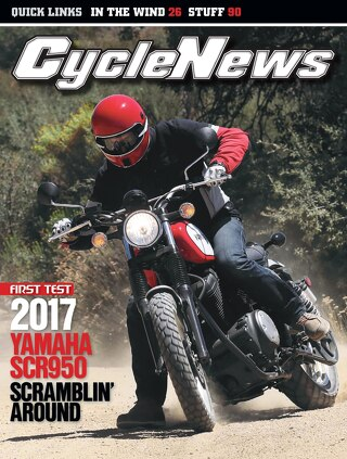 Cycle News 2016 Issue 37 September 20