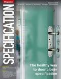 Specification Magazine September 2016