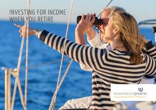 IQ Investing for income when you retire