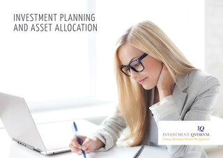 IQ Investment planning and asset allocation
