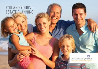IQ You and your estate planning