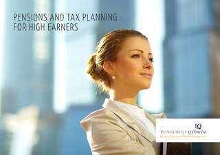 IQ Pensions and tax planning