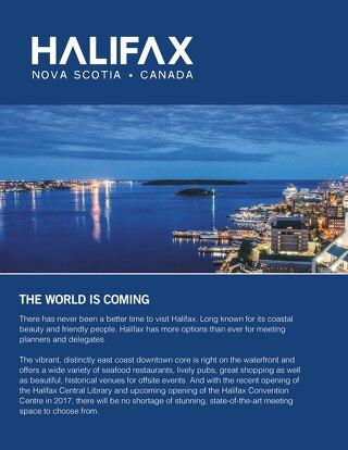 Halifax 2016