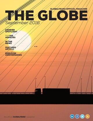 2016 September Globe