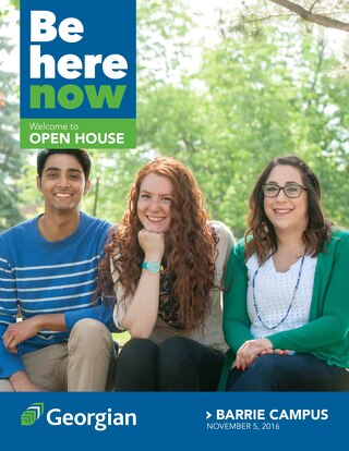 Barrie Campus Open House