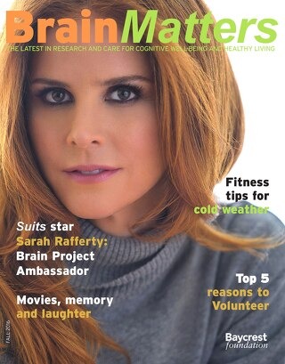 Baycrest Fall BrainMatters Magazine