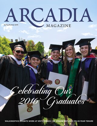 Arcadia Spring-Summer Magazine 2016
