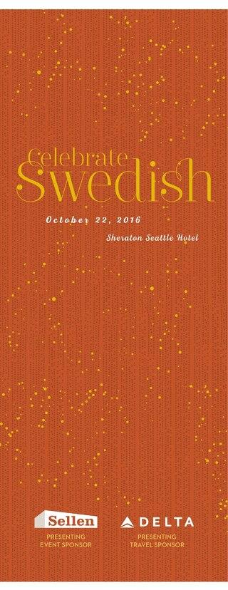 2016 Celebrate Swedish Catalog