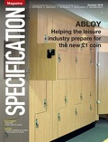 Specification Magazine October 2016