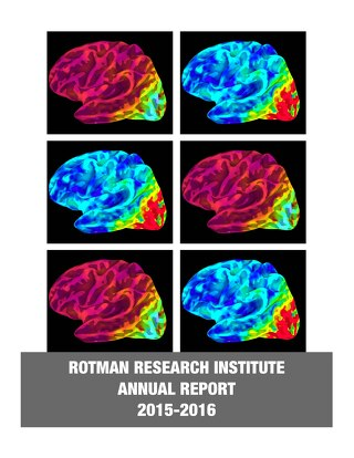 Rotman Research Institute Annual Report 2016