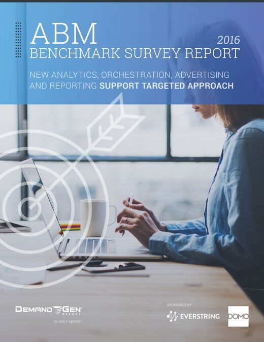 ABM Benchmark Survey Report 2016