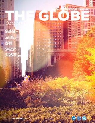 2016 October Globe