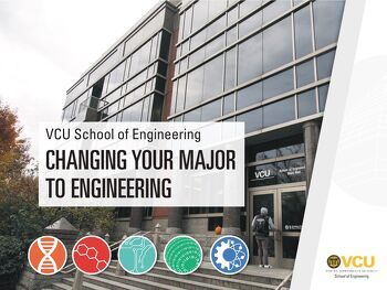 Changing your major pamplet