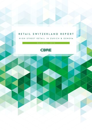 CBRE Switzerland Retail Report