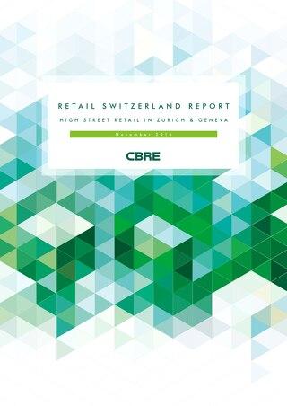 CBRE Switzerland Retail Report