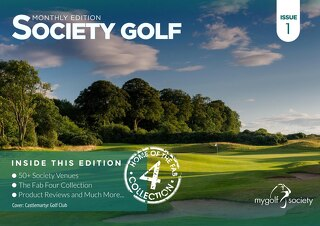 Society Golf Digital Magazine- Issue 1