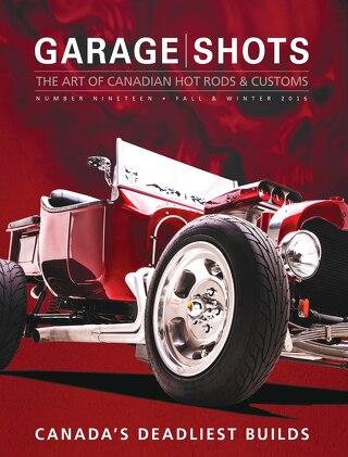 Darren Greenwood, GarageShots Magazine - Issue 19 Final