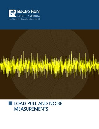 Load Pull and Noise Measurements